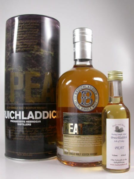 Bruichladdich PEAT 46%vol. Sample 0,1l