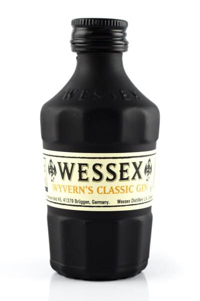 Wessex Wyvern's Classic Gin 47%vol. 0,05l