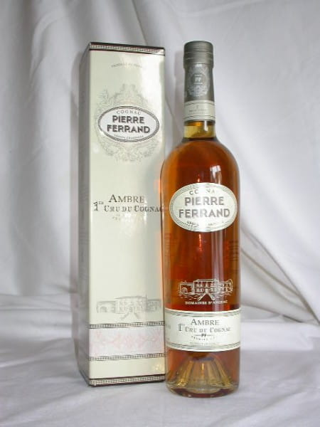 "Pierre Ferrand ""Ambre"" 40%vol. 0,7l"