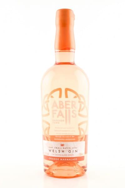 Aber Falls Welsh Orange Marmalade Gin 41,3%vol. 0,7l