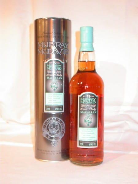Macallan 1989/2005 Bourbon/Port Murray McDavid 46%vol. 0,7l