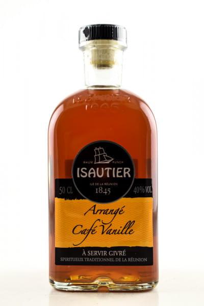 Isautier Arrangé Café Vanille 40%vol. 0,5l