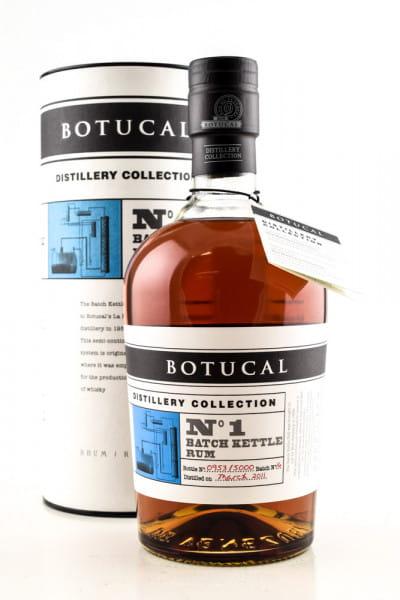 Botucal Distillery Coll. No. 1 Batch Kettle 47%vol. 0,7l