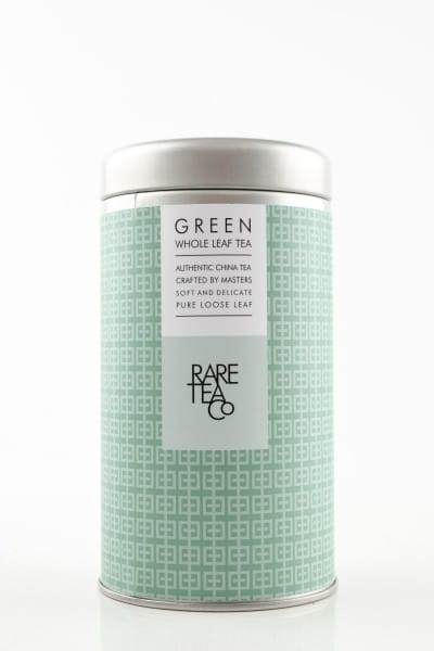 Green Whole Leaf Tea 25g