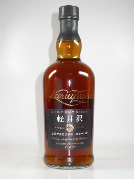 Karuizawa 15 Jahre Single Malt Whisky 40%vol. 0,7l