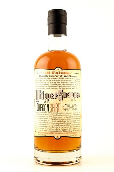Whipper Snapper Oregon Spirit 42%vol. 0,7l