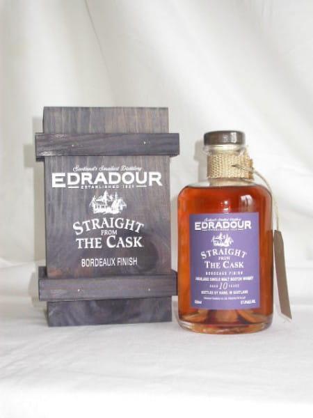 Edradour 1994/2005 Bordeaux Finish 57,8%vol. 0,5l