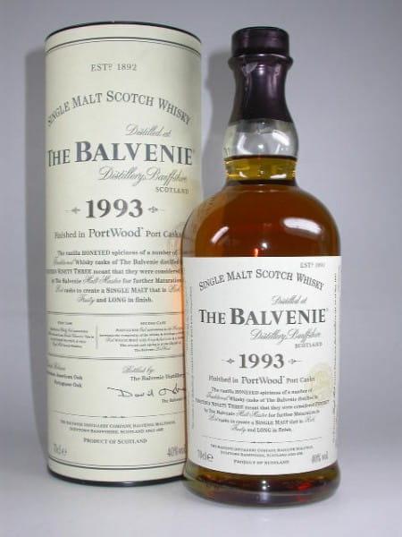 Balvenie 1993 Port Wood 40%vol. 0,7l