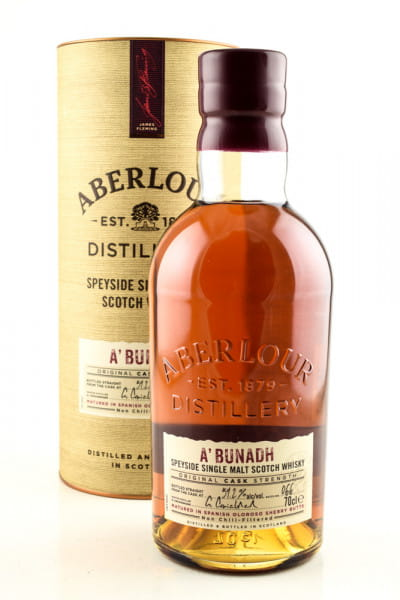 Aberlour a'bunadh Batch No. 66 59,2%vol. 0,7l