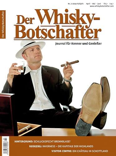 Der Whisky-Botschafter Heft 2009/2 Frühjahr