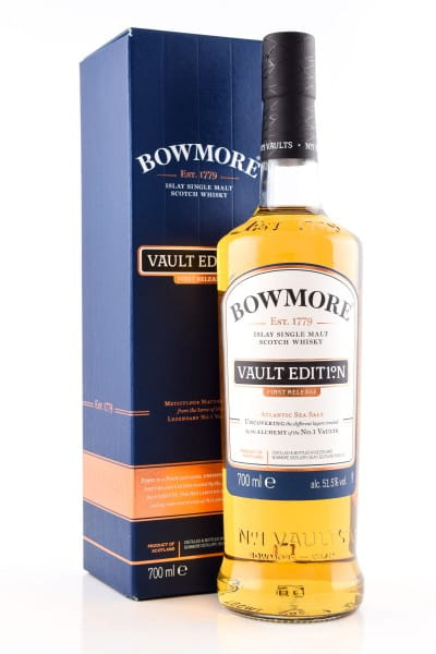 Bowmore Vault Edition No. 1 First Release 51,5%vol. 0,7l