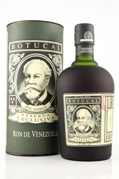 Botucal Reserva Exclusiva 40%vol. 0,7l - in Geschenkdose