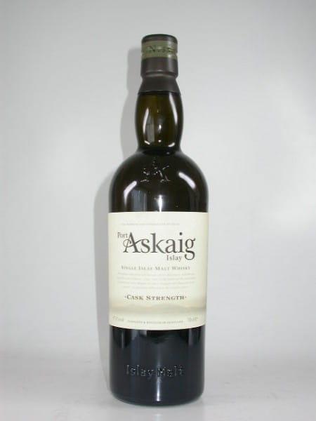 *Port Askaig (Caol Ila) Cask Strength Speciality Drinks Ltd. 57,1%vol. 0,7l
