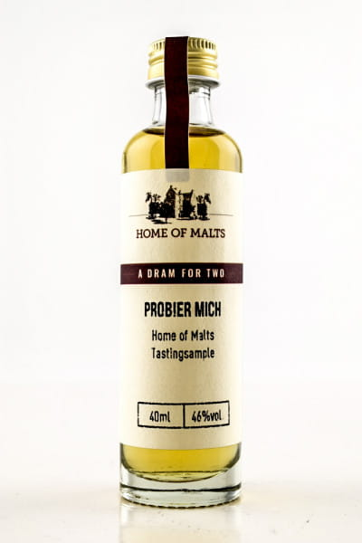 Laphroaig 10 Jahre Cask strength Batch 012 Feb 20 60,1%vol. Sample 0,04l