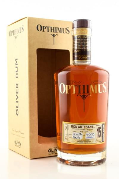 Opthimus 15 Jahre Solera 38%vol. 0,7l