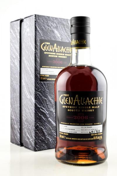 GlenAllachie 13 Jahre 2006/2019 PX Puncheon #4522 60,8%vol. 0,7l