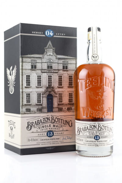 Teeling Brabazon Bottling 13 Jahre Series No. 4 49,5%vol. 0,7l