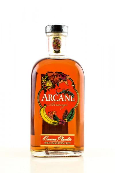 Arcane Arrangé Banane Flambée 40%vol. 0,7l