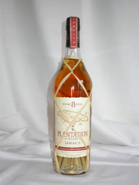 Plantation Jamaica 8 Jahre 45%vol. 0,7l