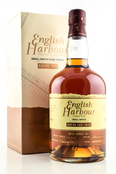 English Harbour Madeira Cask Finish 46%vol. 0,7l