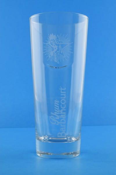 Barbancourt Rhum - Longdrink-Glas
