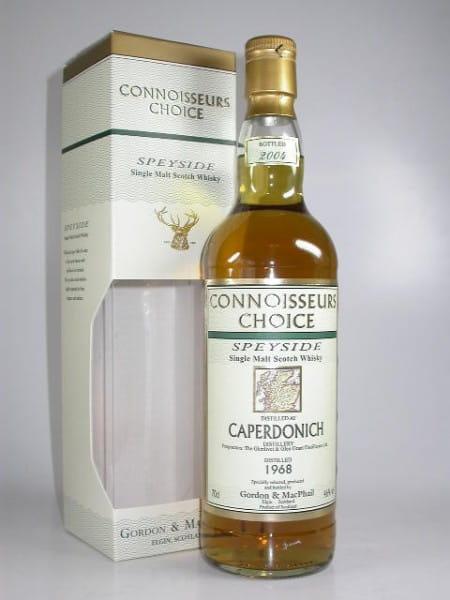 Caperdonich 1968/2004 Gordon & MacPhail Connoisseurs Ch. 46%vol. 0,7l