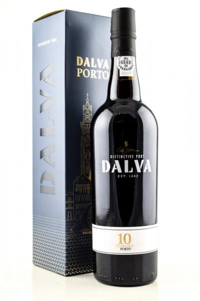 Dalva Tawny Port 10 Jahre Christmas 20%vol. 0,75l