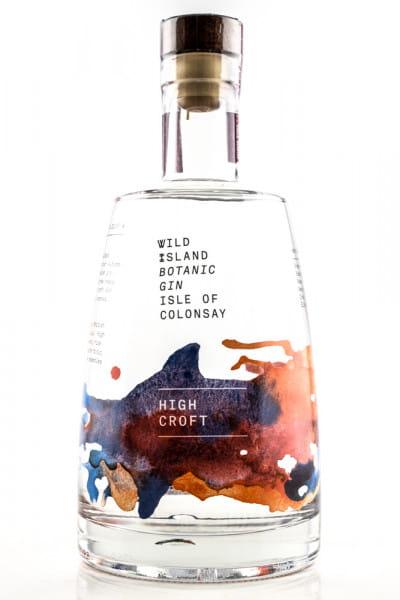 Wild Island Botanic Gin High Croft 43,4%vol. 0,7l