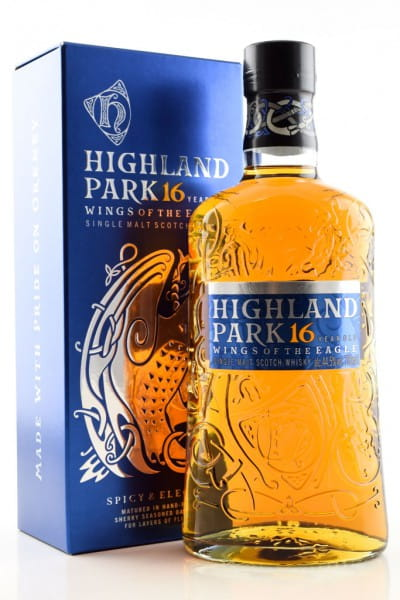 Highland Park 16 Jahre Wings of the Eagle 44,5%vol. 0,7l