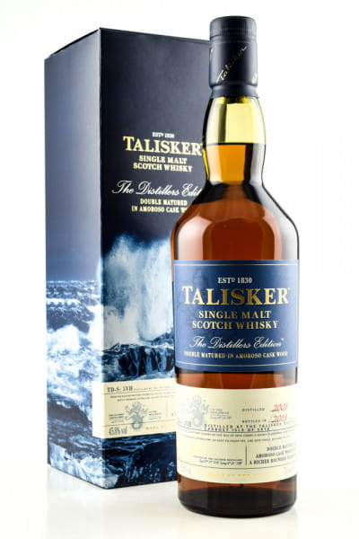 Talisker 2009/2019 Distillers Edition 45,8%vol. 0,7l