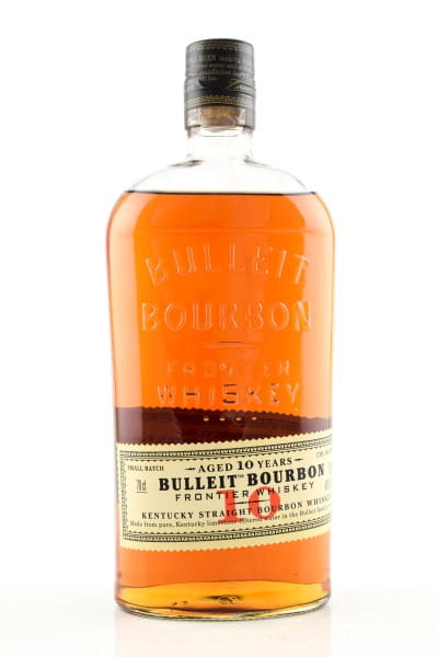 Bulleit Bourbon 10 Jahre Kentucky Straight Bourbon 45,6%vol. 0,7l