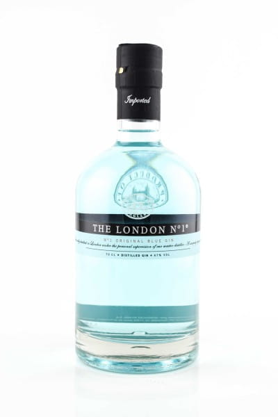The London No. 1 - Original Blue Gin 47%vol. 0,7l