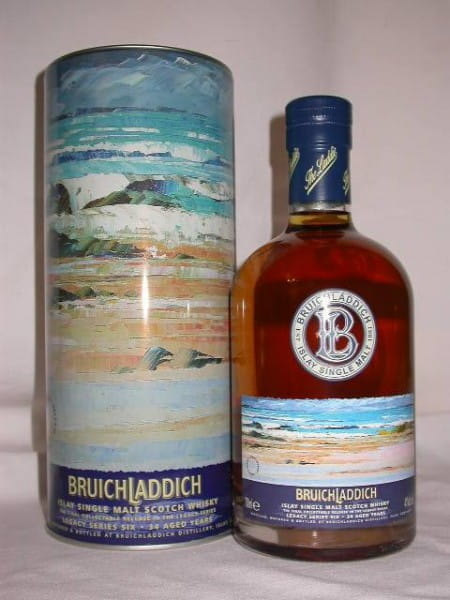 Bruichladdich Legacy Series Six 34 Jahre 41%vol. Sample 0,05l