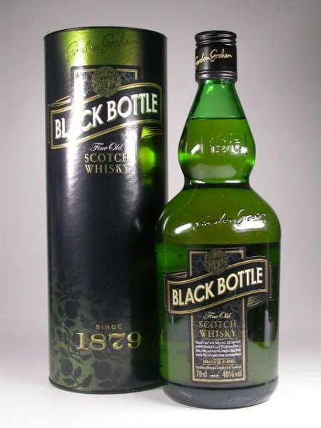 Black Bottle Fine Old - Der Islay-Blend 40%vol. 0,7l