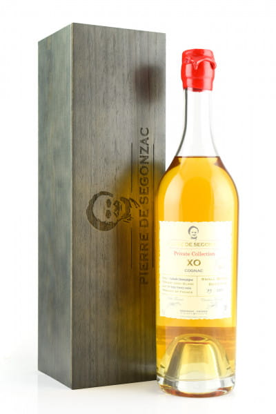 Pierre de Segonzac Cognac XO Private Collection No. 4 Limited Edition 40%vol. 0,7l