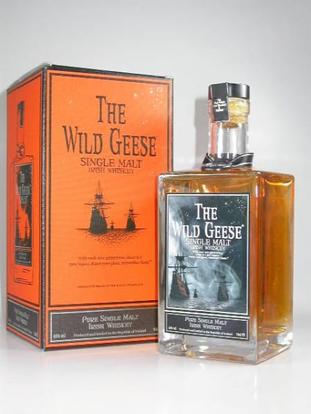 "The Wild Geese ""Single Malt Irish Whiskey"" 43%vol. 0,7l"