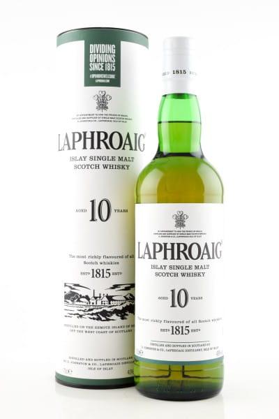 Laphroaig 10 Jahre 40%vol. 0,7l