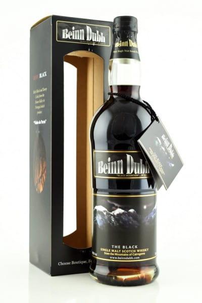 Beinn Dubh - The Black Mountain 43%vol. 0,7l
