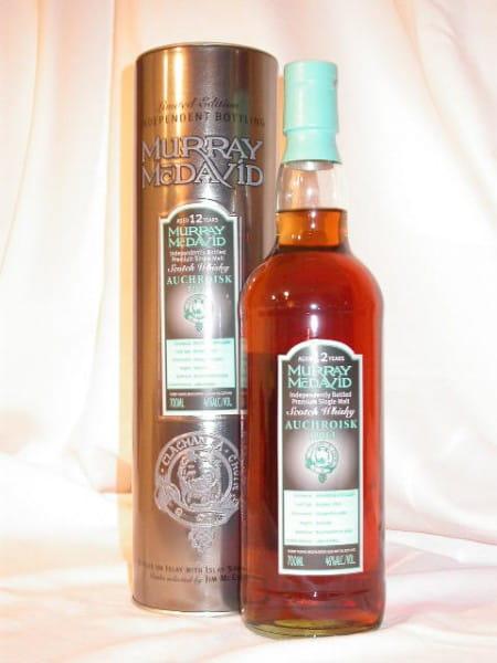 Auchroisk 1993/2005 Bourbon/Port Murray McDavid 46%vol. 0,7l