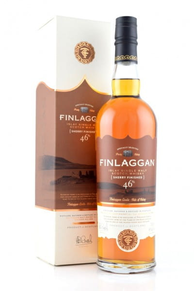 Finlaggan Sherry Finished 46%vol. 0,7l