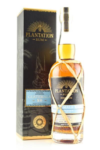 Plantation Guatemala XO Moscatel Cask Finish 43,5%vol. 0,7l