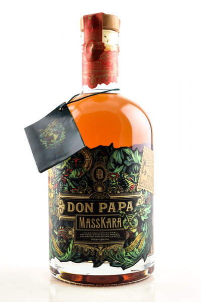 Don Papa Masskara 40%vol. 0,7l