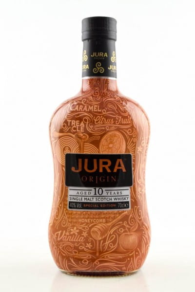 Jura 10 Jahre Origin Special Edition 40%vol. 0,7l
