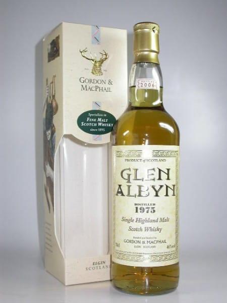 Glen Albyn 1975/2006 Gordon & MacPhail 46%vol. 0,7l