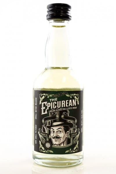 The Epicurean Lowland Blended Malt Douglas Laing 46,2%vol. 0,05l
