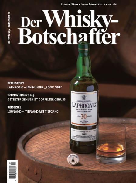 Der Whisky-Botschafter Heft 2020/1 Winter