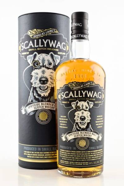 Scallywag Speyside Blended Malt Douglas Laing 46%vol. 0,7l
