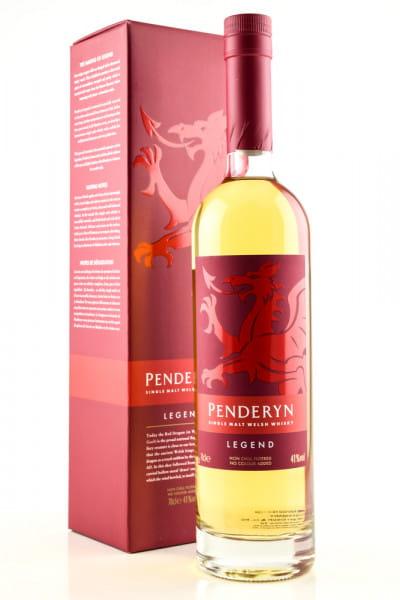 Penderyn Legend 41%vol. 0,7l