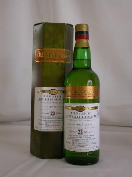 Port Ellen 1978/2001 Sherry-Finish Douglas Laing 50%vol. 0,7l