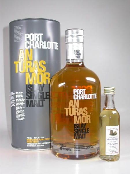 "Port Charlotte ""An Turas Mor"" 46%vol. Sample 0,05l"